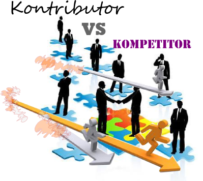 contribute or compete